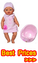 Baby Born & Magic Potty