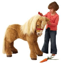 Butterscotch Pony - Christmas Gift 2007