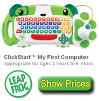 Leap Frog Click Start - My First Computer UK Prices