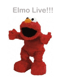 Fisher Price Elmo Live