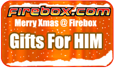 Top 10 Christmas Gifts For Him Firebox