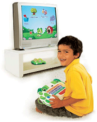 About Leap Frog Click Start My First Computer