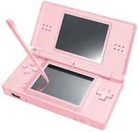Nintendo DS Lite Pink Compare Prices