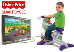 Smart Cycle by Fisher Price