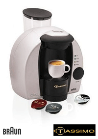 Braun Tassimo For Mum and Dad