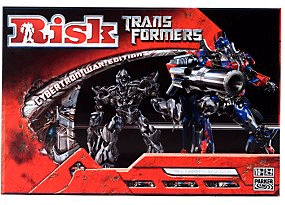 Transformers Risk Board Game