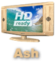 Tree V - Wooden TV Ash UK Prices - XV119TVWASH